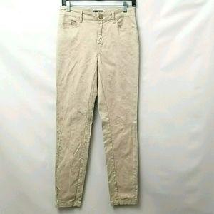Tribal Women's Stretch Pants Sz 4  Light Tan
